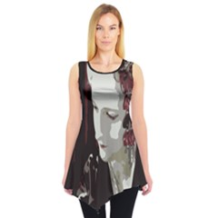Geisha Sleeveless Tunic