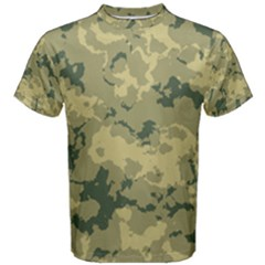 GreenCamouflage Men s Cotton Tees