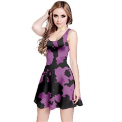 PINK CAMOUFLAGE Reversible Sleeveless Dresses