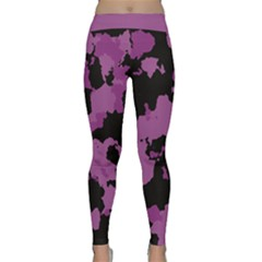 PINK CAMOUFLAGE Yoga Leggings