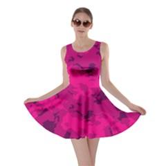 PINK TARN Skater Dresses