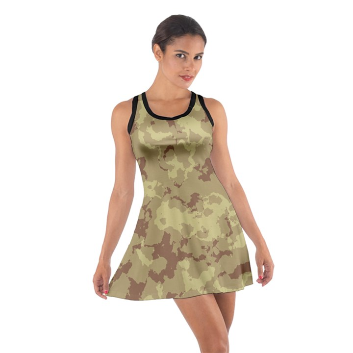 DesertTarn Cotton Racerback Dress