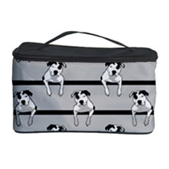 Pit Bull T Bone Graphic  Cosmetic Storage Cases