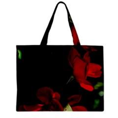 Roses 1 Zipper Mini Tote Bag