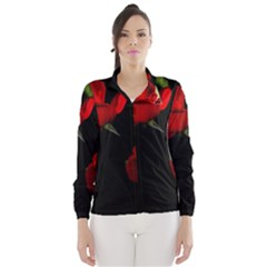 Roses 3 Wind Breaker (Women)