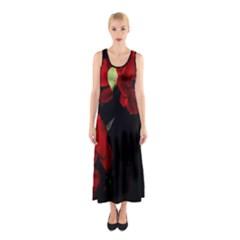 Roses 4 Full Print Maxi Dress