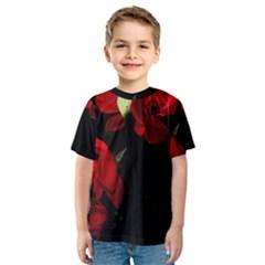 Roses 4 Kid s Sport Mesh Tee
