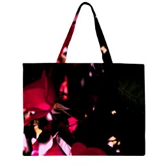 Pink Roses Large Tote Bag