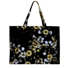 Little White Flowers 2 Large Tote Bag
