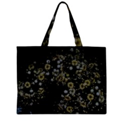Little White Flowers 3 Large Tote Bag