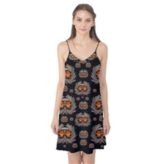 Seeds Decorative With Flowers Elegante Camis Nightgown