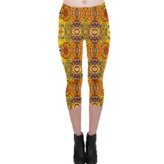 Roof Capri Leggings