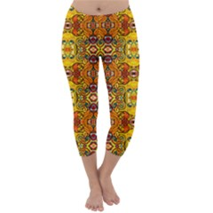 ROOF Capri Winter Leggings