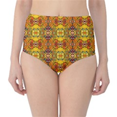 ROOF High-Waist Bikini Bottoms
