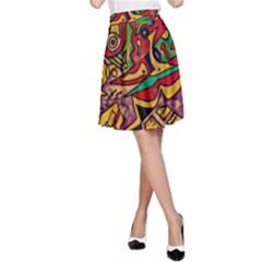 4400 Pix A-Line Skirt