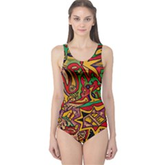 4400 Pix One Piece Swimsuit