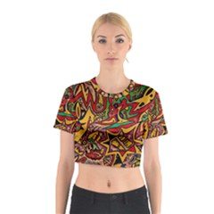 4400 Pix Cotton Crop Top