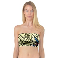 BIPOLAR FREE WILL Bandeau Top