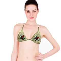BIPOLAR FREE WILL Bikini Top
