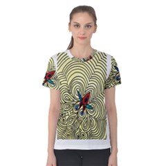 BIPOLAR FREE WILL Women s Cotton Tee