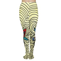 BIPOLAR FREE WILL Women s Tights