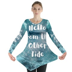 Othertide1 Long Sleeve Tunic