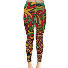 BIPOLAR FREE WILL Leggings