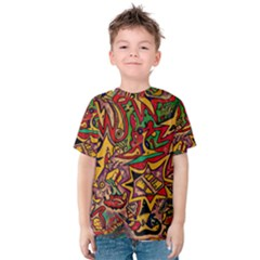 BIPOLAR FREE WILL Kid s Cotton Tee