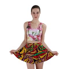 BIPOLAR FREE WILL Mini Skirts