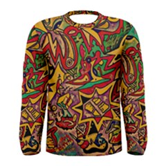 BIPOLAR FREE WILL Men s Long Sleeve Tee