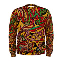 BIPOLAR FREE WILL Men s Sweatshirt