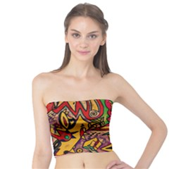 BIPOLAR FREE WILL Tube Top