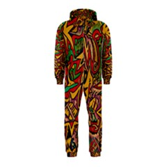 BIPOLAR FREE WILL Hooded Jumpsuit (Kids)