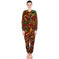 BIPOLAR FREE WILL OnePiece Jumpsuit (Ladies)