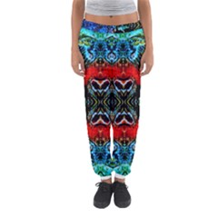 Colorful  Underwater Plants Pattern Women s Jogger Sweatpants