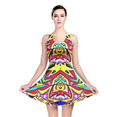 Photoshop 200resolution Reversible Skater Dress