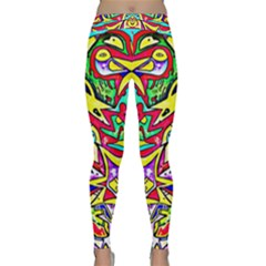 Photoshop 200resolution Yoga Leggings