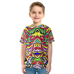 Photoshop 200resolution Kid s Sport Mesh Tee