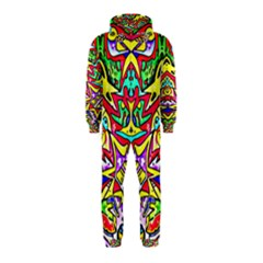 Photoshop 200resolution Hooded Jumpsuit (Kids)