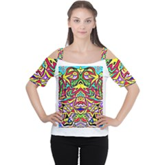 Photoshop 200resolution Women s Cutout Shoulder Tee