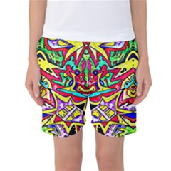 Photoshop 200resolution Women s Basketball Shorts