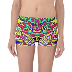Photoshop 200resolution Reversible Boyleg Bikini Bottoms