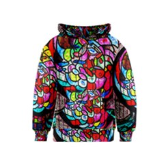 Bipolar Colour Me Up Kids  Pullover Hoodie