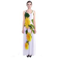 Margaritas Bighop Design Full Print Maxi Dress