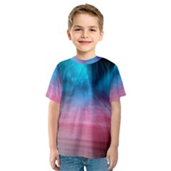 Aura by Bighop collection Kid s Sport Mesh Tee