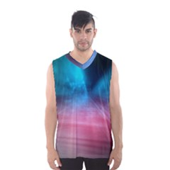 Aura by Bighop collection Men s Basketball Tank Top