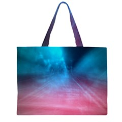 Aura by Bighop collection Zipper Large Tote Bag