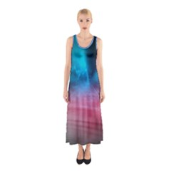Aura by Bighop collection Full Print Maxi Dress