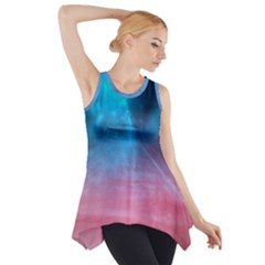 Aura by Bighop collection Side Drop Tank Tunic
