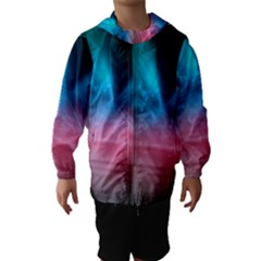 Aura by Bighop collection Hooded Wind Breaker (Kids)
